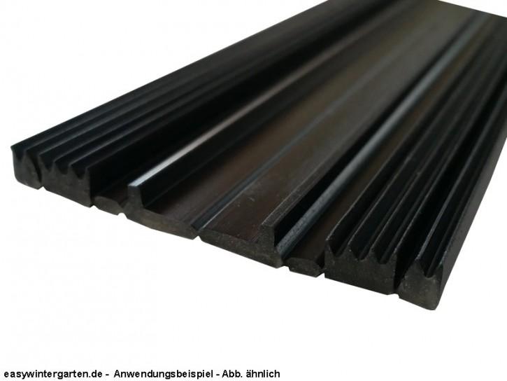 befestigungsprofile f r glas glas photovoltaikmodule. Black Bedroom Furniture Sets. Home Design Ideas