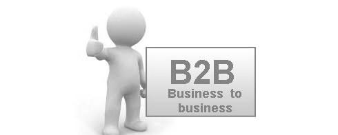 B2B Geschäftskunden