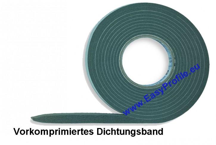 Dichtungsband Quellband vorkomprimiert 10mm