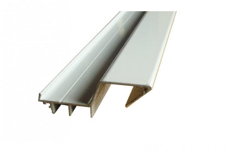 Wandanschluss Dachverglasung W1