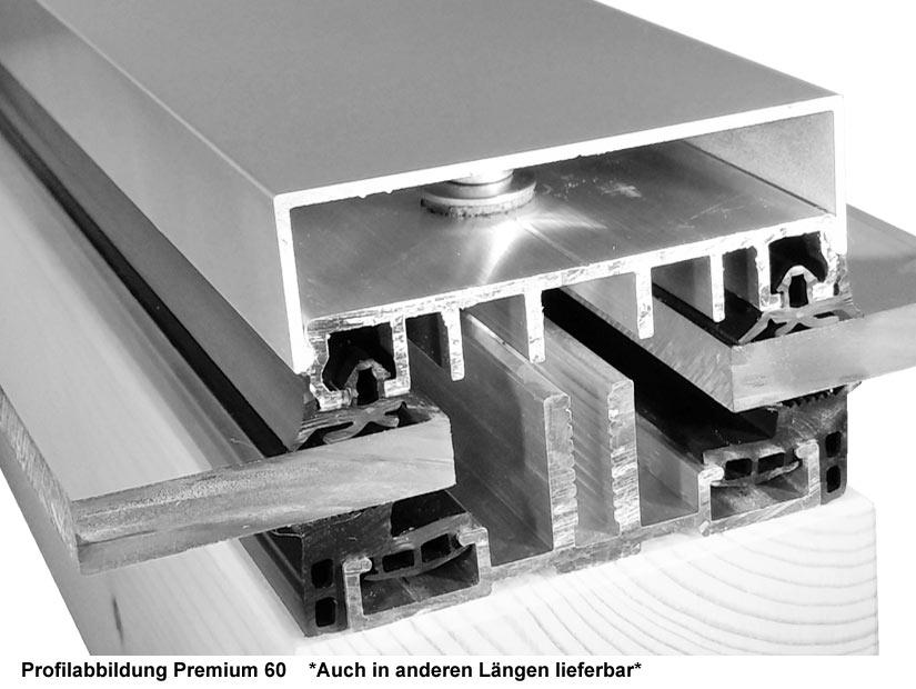 befestigungsprofile f r glas solarmodule bei carports und terrassend chern. Black Bedroom Furniture Sets. Home Design Ideas