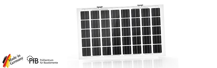 Solar Doppelglasmodul