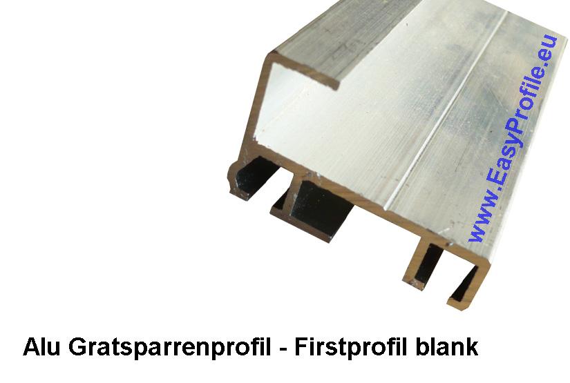 firstprofil gratsparrenprofil klemmprofil f r kantteilbefestigung. Black Bedroom Furniture Sets. Home Design Ideas