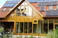 Wintergartenprofile für Isolierglas